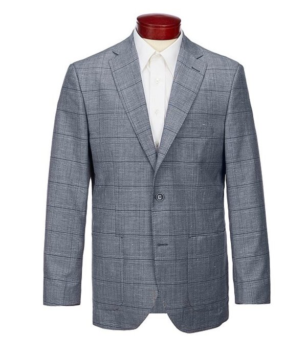 ハート シャフナー マルクス メンズ ジャケット・ブルゾン アウター Fashion Blazer Grey