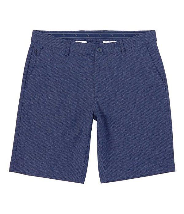 <title>送料無料 サイズ交換無料 トッミーバハマ メンズ ボトムス ハーフパンツ ショーツ Ocean Deep Chip Shot Stretch 10#double; Inseam Flat-Front Shorts 無料</title>