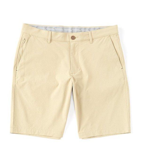 <title>送料無料 サイズ交換無料 トッミーバハマ メンズ ボトムス ハーフパンツ ショーツ Stone ラッピング無料 Khaki Chip Shot Stretch 10#double; Inseam Flat-Front Shorts</title>