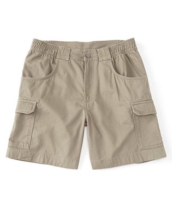 ラウンドトゥリーアンドヨーク メンズ ハーフパンツ・ショーツ ボトムス 7#double; Hiker Cargo Shorts Dark Khaki