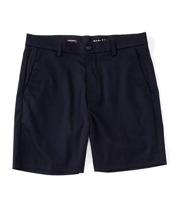 ラウンドトゥリーアンドヨーク メンズ ハーフパンツ・ショーツ ボトムス TotalFLEX 7#double; Flat Front Shorts Navy