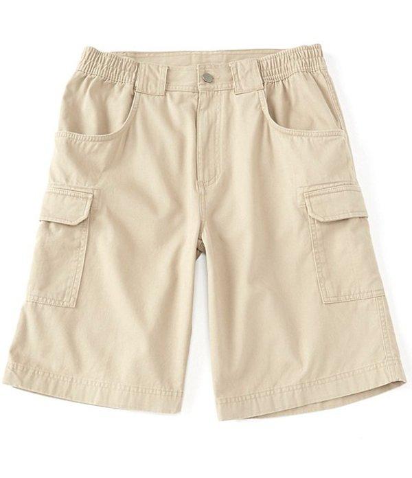 ラウンドトゥリーアンドヨーク メンズ ハーフパンツ・ショーツ ボトムス 11#double; Inseam Hiker Cargo Shorts Khaki