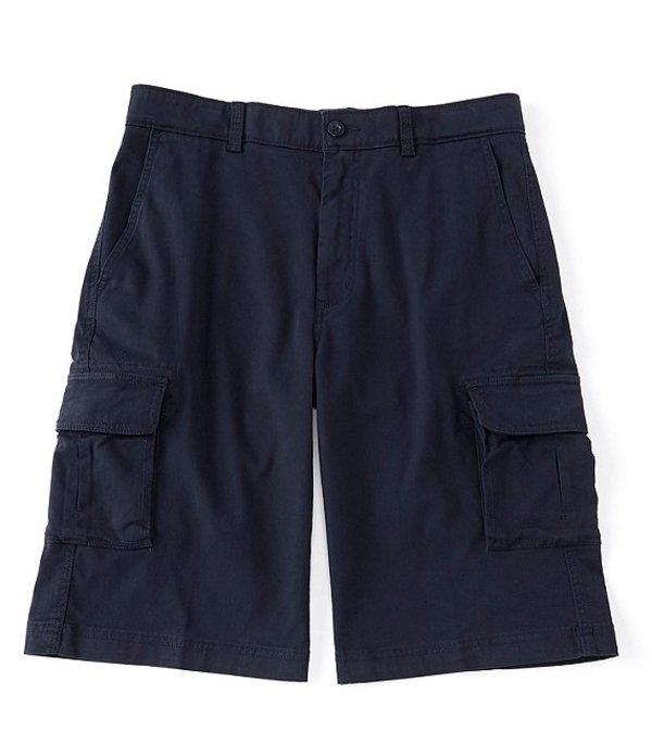 ラウンドトゥリーアンドヨーク メンズ ハーフパンツ・ショーツ ボトムス Washed 13#double; Inseam Utility Cargo Shorts Navy