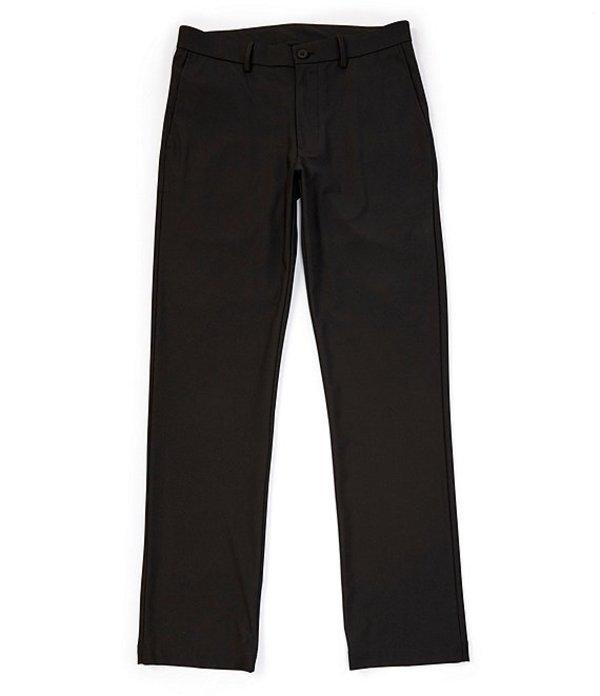 ラウン メンズ カジュアルパンツ ボトムス Tech Pocket Performance Flat Front Pants Black
