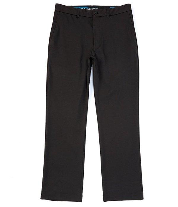ラウンドトゥリーアンドヨーク メンズ カジュアルパンツ ボトムス Flat Front Performance REPREVER Recycled Materials Chino Pants Black