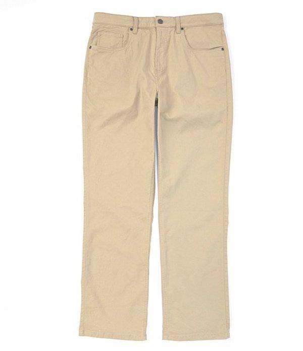 ラウンドトゥリーアンドヨーク メンズ カジュアルパンツ ボトムス Flat-Front 5 Pocket Pants Stone