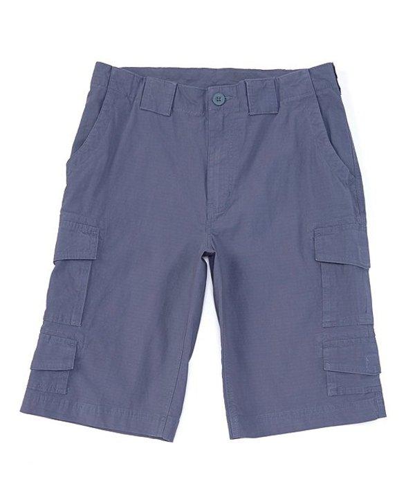 ラウンドトゥリーアンドヨーク メンズ ハーフパンツ・ショーツ ボトムス Multi Cargo 13#double; Inseam Shorts Blue