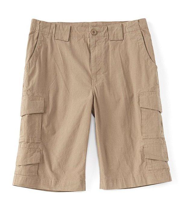 ラウンドトゥリーアンドヨーク メンズ ハーフパンツ・ショーツ ボトムス Multi Cargo 13#double; Inseam Shorts Dark Khaki