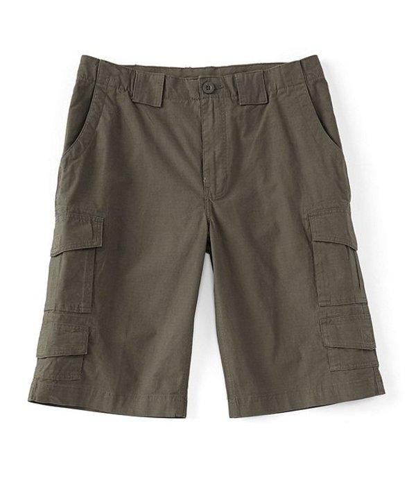 ラウンドトゥリーアンドヨーク メンズ ハーフパンツ・ショーツ ボトムス Multi Cargo 13#double; Inseam Shorts Green