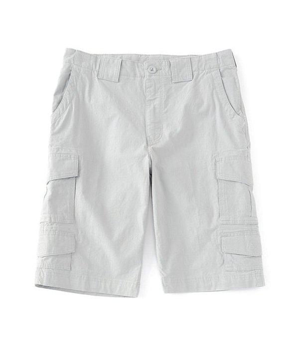ラウンドトゥリーアンドヨーク メンズ ハーフパンツ・ショーツ ボトムス Multi Cargo 13#double; Inseam Shorts Light Grey