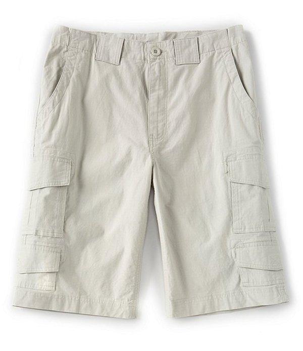 ラウンドトゥリーアンドヨーク メンズ ハーフパンツ・ショーツ ボトムス Multi Cargo 13#double; Inseam Shorts Stone