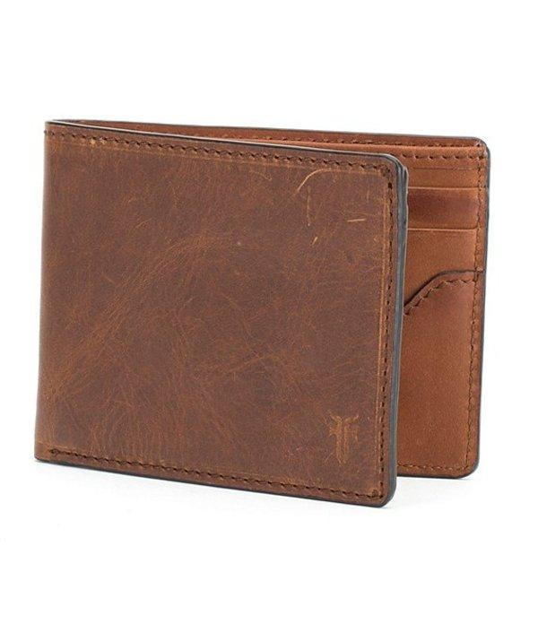 フライ メンズ 財布 アクセサリー Logan Slim ID Billfold Wallet Cognac
