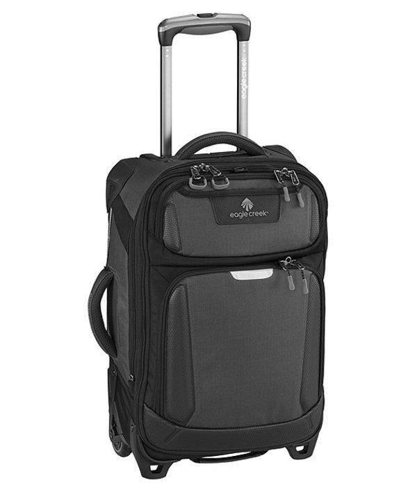 イーグルクリーク メンズ スーツケース バッグ Tarmac Carry-On Upright Suitcase Asphalt Black