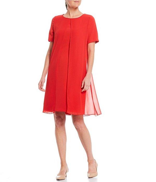 プレストンアンドヨーク レディース ワンピース トップス Nova Shift Dress Poppy