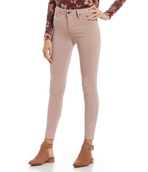 YMIジーンズ レディース デニムパンツ ボトムス Hyperstretch Skinny Jeans Rosewood