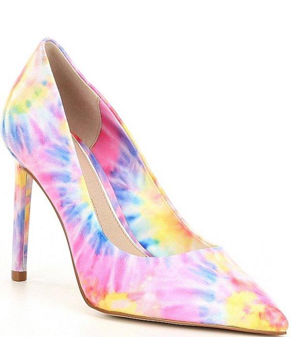 ジャンビニ レディース ヒール シューズ Larienna Tie Dye Pointed Toe Pumps Bright/Multi