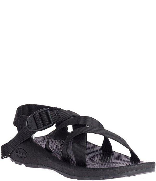 チャコ レディース サンダル シューズ Women's Banded Z Cloud Adjustable Sandals Solid Black