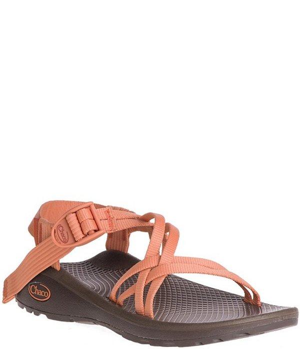 チャコ レディース サンダル シューズ Women's Z Cloud X Adjustable Sandals Solid Carnelian