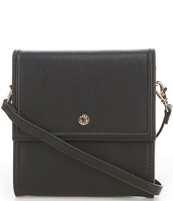 ケイトランドリー レディース ショルダーバッグ バッグ Market Crossbody Bag Black