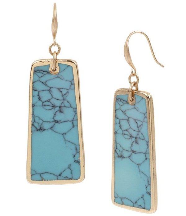 ロバート リー モーリス レディース ピアス・イヤリング アクセサリー Geometric Drop Earrings Turquoise