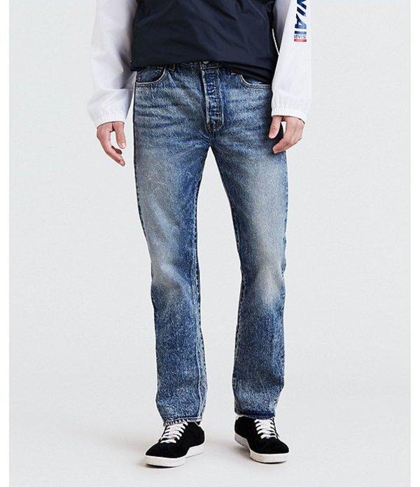 リーバイス メンズ デニムパンツ ボトムス Levi'sR 501R Original Fit Rigid Jeans Stone Age