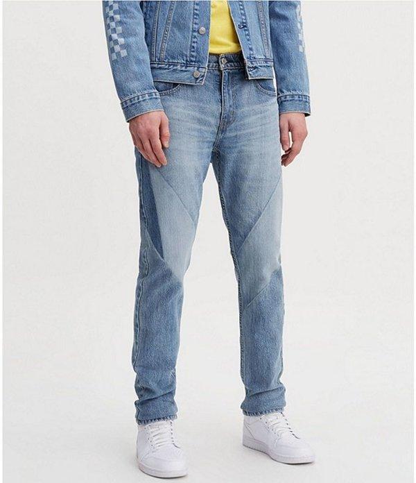 リーバイス メンズ デニムパンツ ボトムス Levi'sR 512 Slim Taper Fit Pieced Jeans Coho Creek Camo