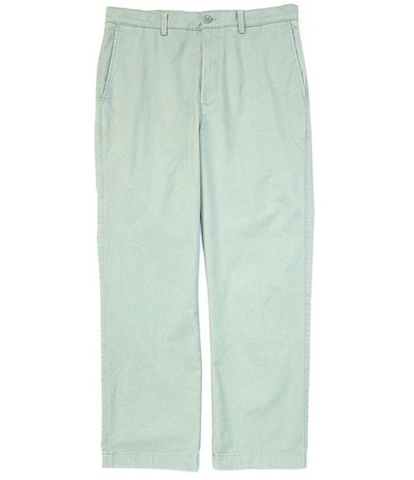 ラウンドトゥリーアンドヨーク メンズ カジュアルパンツ ボトムス Seasonal Flat-Front Washed Stretch Twill Chino Pants Green