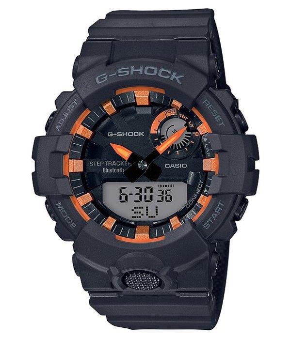 ジーショック レディース 腕時計 アクセサリー G-shock Black Ana Digi Shock Resistant Watch Black