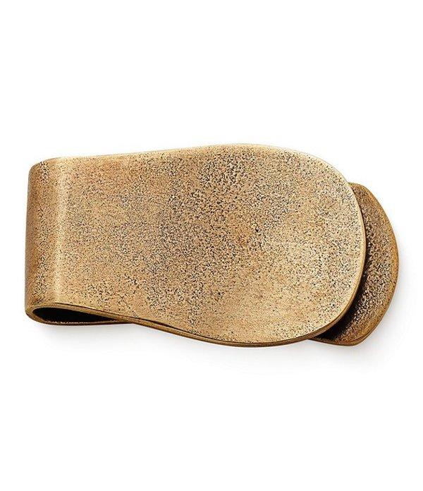ジェームズ エイヴリー メンズ 財布 アクセサリー Rustic Curves Money Clip Bronze