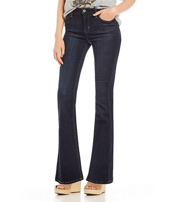 ジェシカシンプソン レディース デニムパンツ ボトムス Adored High Rise Flare Jeans Flawless