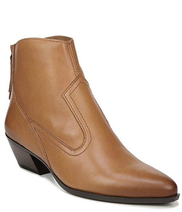 ナチュライザー レディース ブーツ・レインブーツ シューズ Wallis Leather Western Booties Peanut Butter Lthr