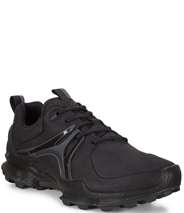 エコー レディース スニーカー シューズ Biom C-Trail Suede Sneakers Black