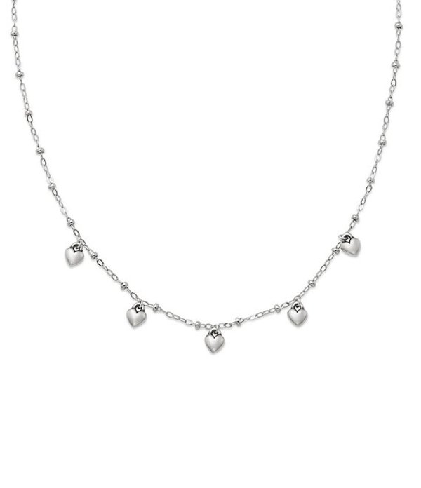 ジェームズ エイヴリー レディース ネックレス・チョーカー・ペンダントトップ アクセサリー Heart Drops Necklace Sterling Silver