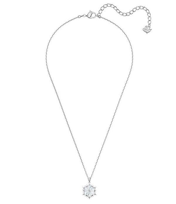 スワロフスキー レディース ネックレス・チョーカー・ペンダントトップ アクセサリー Magic Pendant Silver/Crystal