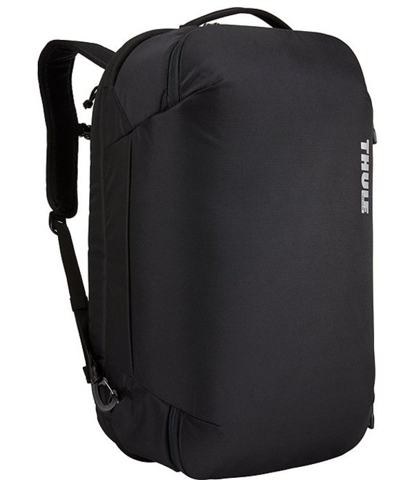 スリー レディース ボストンバッグ バッグ Subterra Convertible 40L Carry-On Backpack Black