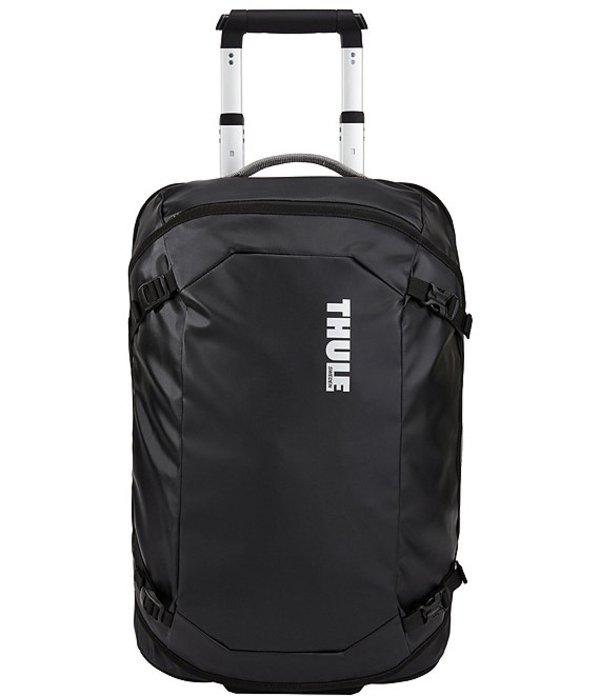 スリー レディース ボストンバッグ バッグ Chasm Carry-On Wheeled Duffel Bag Black