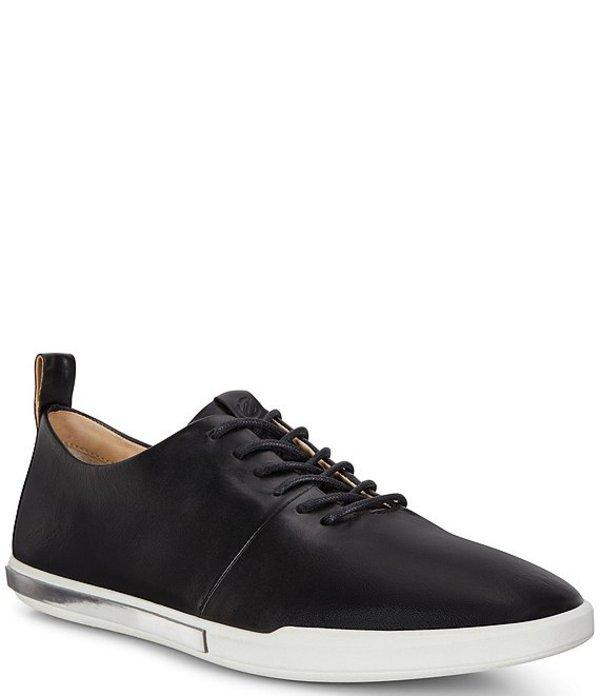 エコー レディース スニーカー シューズ Simpil II Tie Leather Sneakers Black