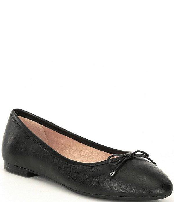 ジャンビニ レディース スリッポン・ローファー シューズ Mariete Ballet Flats Black