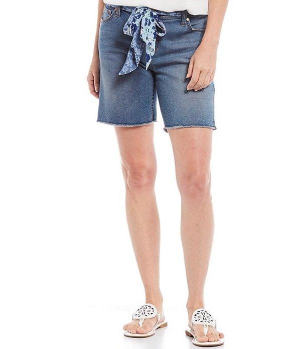 コード ブルー レディース ハーフパンツ・ショーツ ボトムス The Weekend Fray Hem Belted Shorts Allure