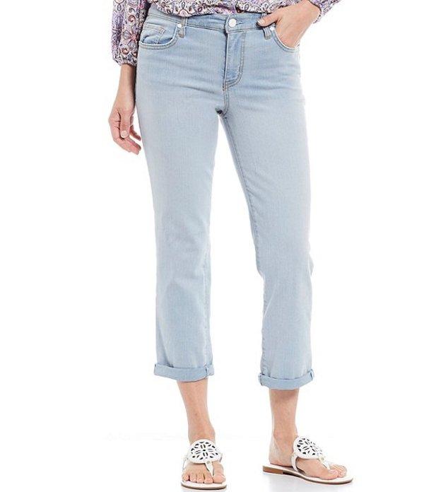 コード ブルー レディース デニムパンツ ボトムス Classic Capri Jeans Aviva