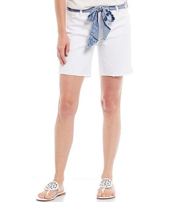 コード ブルー レディース ハーフパンツ・ショーツ ボトムス The Weekend Sash Belted Shorts Bright White