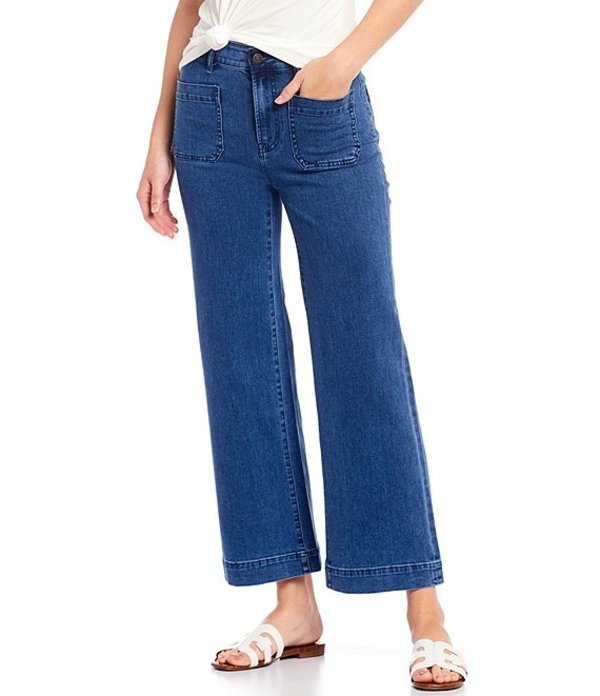 ダニエル クレミュ レディース カジュアルパンツ ボトムス Julia Wide Leg Denim Pant Classic Denim