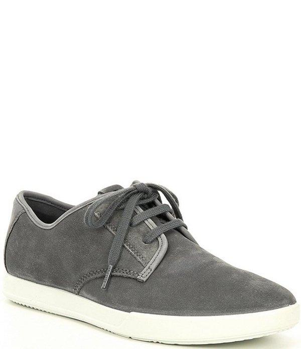 エコー メンズ ドレスシューズ シューズ Men's Collin 2.0 Suede Simple Sneakers Titanium