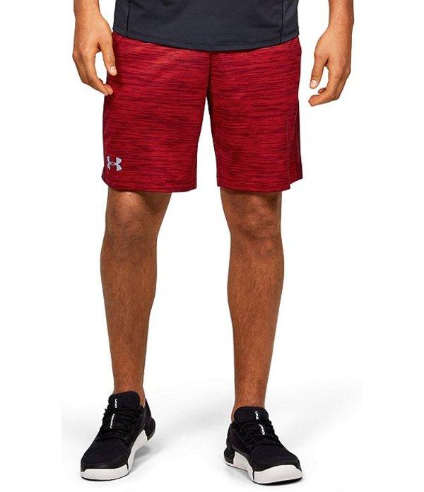 アンダーアーマー メンズ ハーフパンツ・ショーツ ボトムス MK1 Twist HeatGearR Short 9#double; Inseam Shorts Cordova