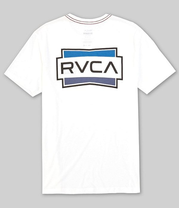 ルーカ メンズ シャツ トップス Slim-Fit Short-Sleeve Demo Graphic T-Shirt Antique White