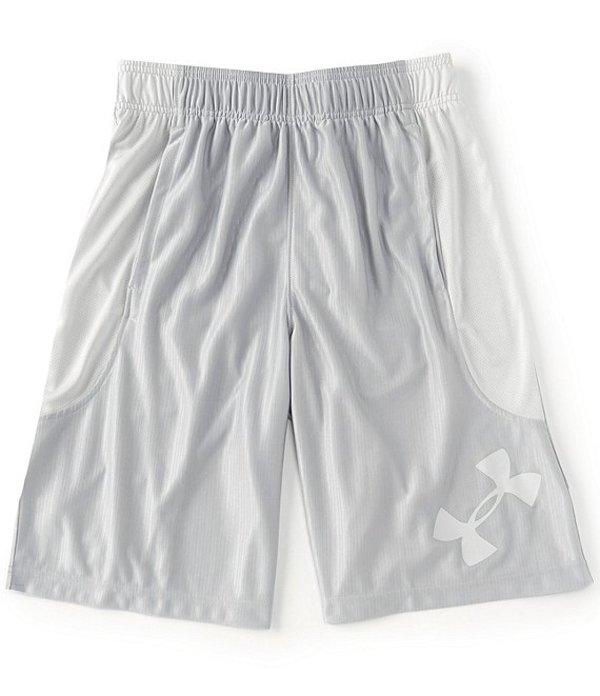 アンダーアーマー メンズ ハーフパンツ・ショーツ ボトムス UA Perimeter 11#double; Inseam Loose fit Shorts Modern Gray