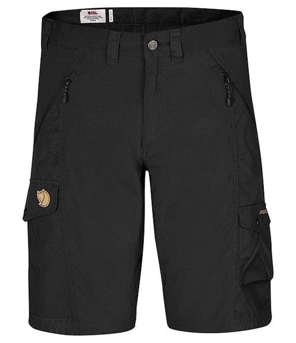 フェールラーベン メンズ ハーフパンツ・ショーツ ボトムス Abisko 9#double; Inseam Stretch Shorts Black