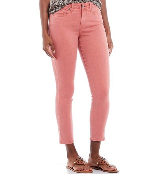 エヌワイディージェイ レディース デニムパンツ ボトムス Alina High Rise Skinny Ankle Jeans Faded Rose