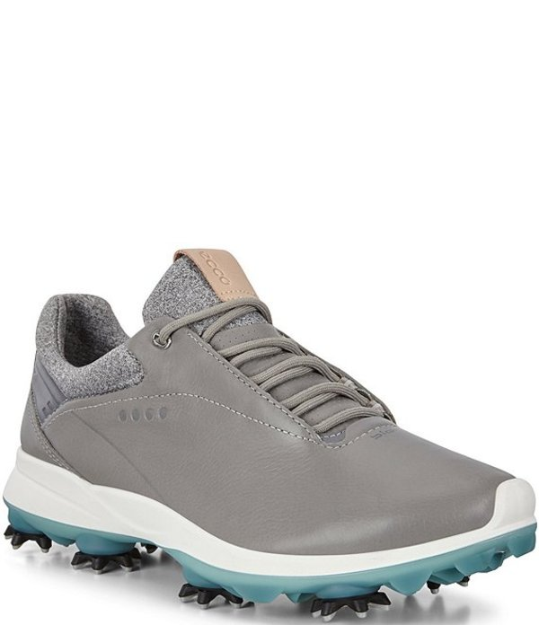 エコー レディース スニーカー シューズ Women's Golf Biom G 3 Waterproof Leather Golf Shoes Wild Dove