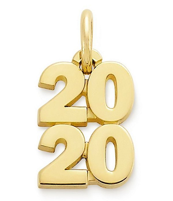ジェームズ エイヴリー レディース ネックレス・チョーカー アクセサリー Year 2020 Charm Gold